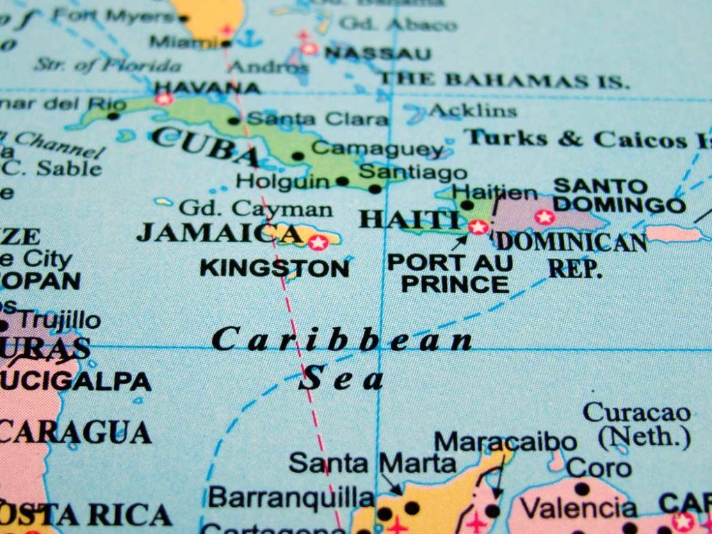 caribbean debt crisis investment lawyer map
