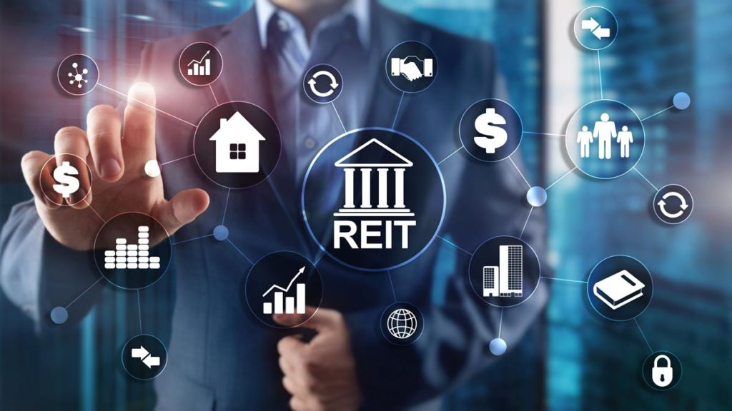 untraded reit investment losses